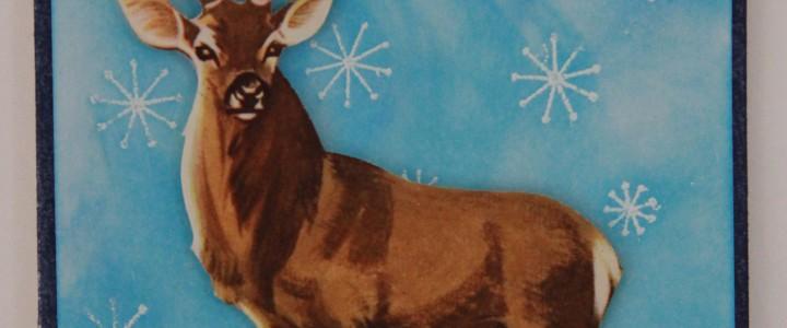 #6 – Noël 2014 – Cerf