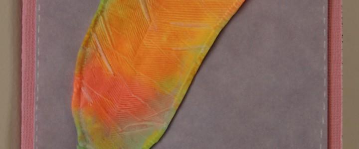 Carte plume