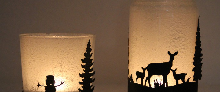 Silhouette de Noël 2015