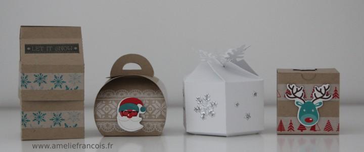 Boîtes pour chocolat 2015