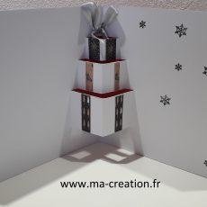 Tutoriel carte cadeaux