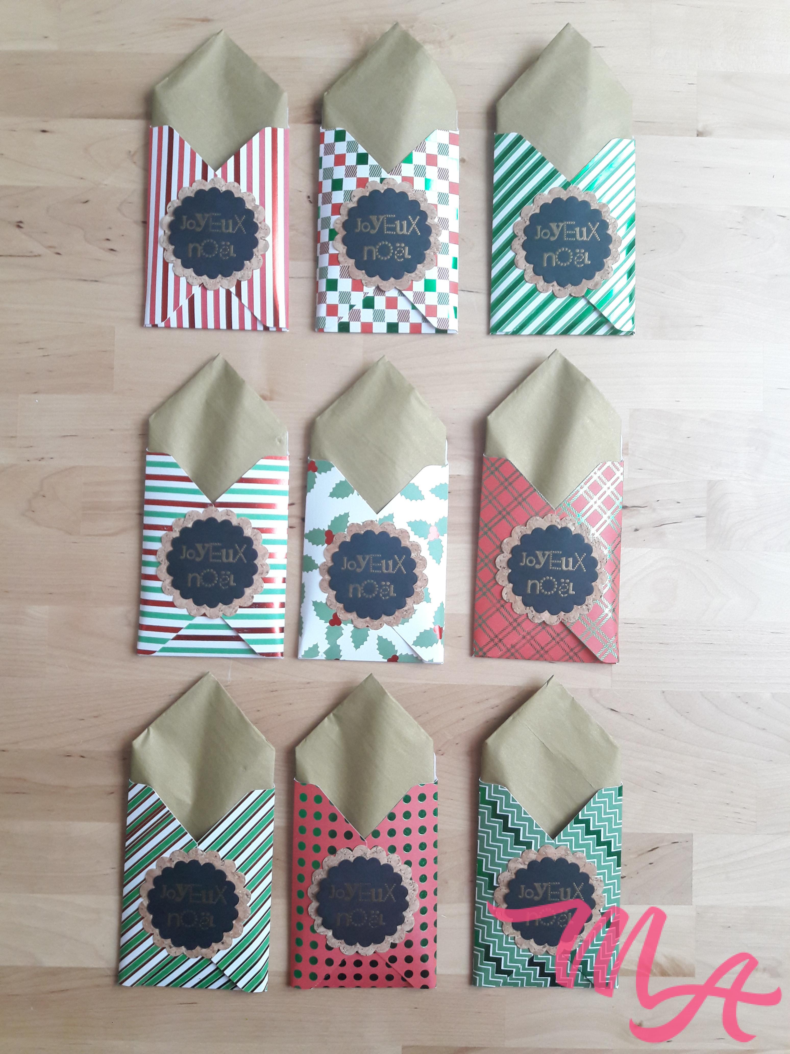 Pliage Serviette Papier Avec Couverts noël #6] : pochette à couverts – ma-creation