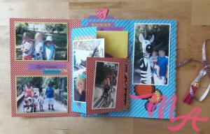 L'intérieur de l'album + Photo #2, #3, #4, #5